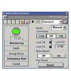 Библиотечный функциональный блок УПП SIRIUS 3RW44 для SIMATIC PCS 7