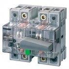 Блокируемый выключатель наргузки 5TE1, установочная глубина 92 мм